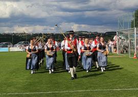 Marschwertung Katsdorf 2016