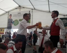 16 Festzelt BMF Schwertberg MVP Pregarten