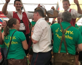 18 Festzelt BMF Schwertberg MVP Pregarten