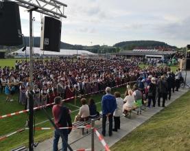 Bezirksmusikfest Kaltenberg-Musikverein Pregarten 2019 (7)