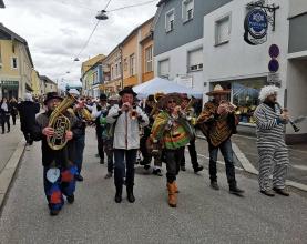 Faschingsdienstag 2019 Musikverein Pregarten (9)