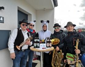 Faschingsdienstag 2019 Musikverein Pregarten (7)