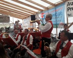 Fruehschoppen-FF-Pregarten-Musikverein-Solisten