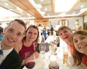 Hochzeit-Sabine-und-Lukas-Musikverein-Pregarten-Feier-Abends