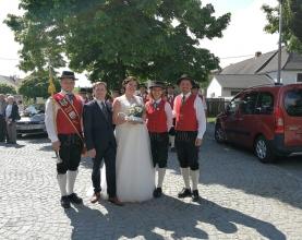 Hochzeit-Sabine-und-Lukas-Musikverein-Pregarten-Gratulieren