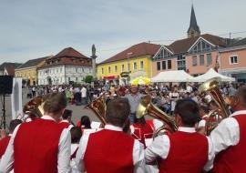Maibaumfest Pregarten 2018
